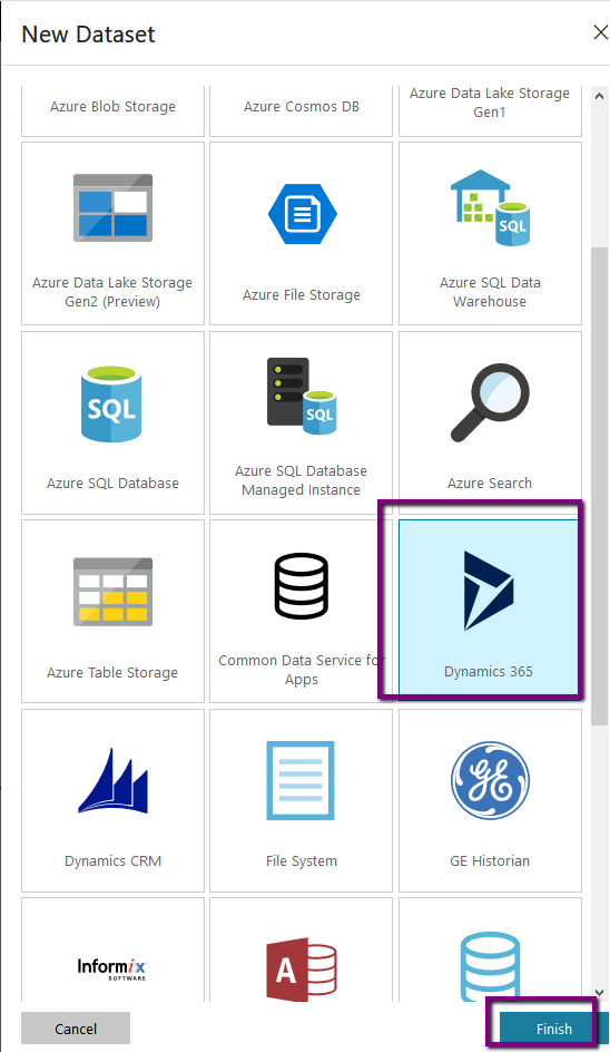 Azure: Copy Data from CSV file to D365 instance using Azure
